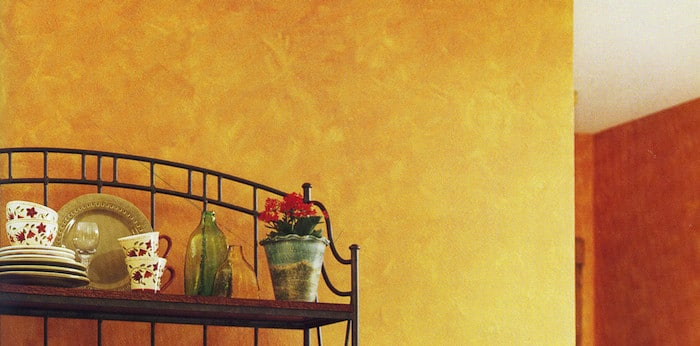 artwork corridor accent wall paint color | Belltown Design 12 Decorative Painting Techniques | Accent ...